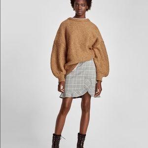 Zara Mini Skirt with Frill
